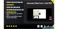 Video from links pro plugin wordpress video