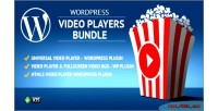 Video html5 players bundle plugins wordpress