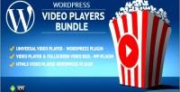 Video html5 players bundle plugins wordpress