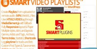 Video smart playlists