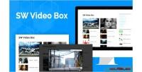 Video sw box plugin wordpress responsive