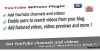 Videos youtube for wordpress