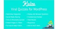 Viral kuizu quiz wordpress for builder