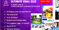Viral ultimate quiz wordpress quiz viral builder builder quiz buzzfeed