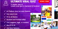 Viral ultimate quiz wordpress quiz viral builder builder quiz buzzfeed
