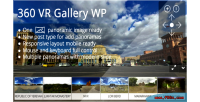 Vr 360 gallery wp