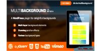 Wordpress multibackground plugin
