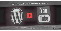 Wordpress youtube import video plugin