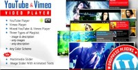 Youtube vimeo video player plugin wp slider