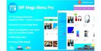 Mega menu pro responsive mega menu wordpress for plugin mega