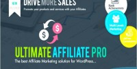 Affiliate ultimate plugin wordpress pro