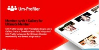 Cards member gallery ultimate extention plugin community member