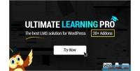 Learning ultimate plugin wordpress pro