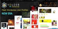 New youzer wordpress era profiles user