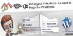 Notes mega users