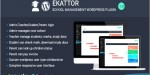 School ekattor plugin wordpress manager