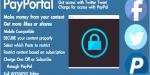 Social wordpress & paywall content paypal