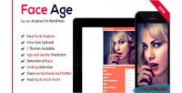 Age face analysis facial wordpress