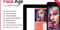 Age face analysis facial wordpress