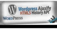 Ajaxify wordpress api history html5