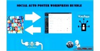 Auto social poster coderevolution wordpress by bundle