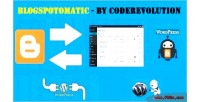 Automatic blogspotomatic post generator & auto blogspot poster word for plugin