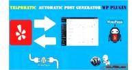 Automatic yelpomatic post wordpress generator for plugin