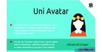 Avatar uni wp plugin manager avatar