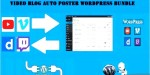 Blog video auto wordpress poster coderevolution by bundle