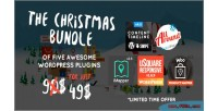 Bundle christmas 5 plugins discounted premium