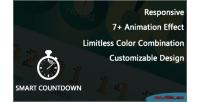 Countdown smart timer plugin