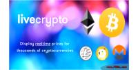 Crypto live prices