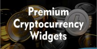 Cryptocurrency premium wordpress for widgets