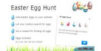 Egg easter hunt