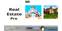 Estate real plugin wordpress pro