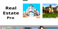 Estate real plugin wordpress pro