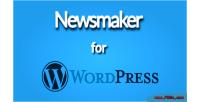 For newsmaker wordpress