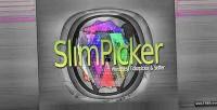 For slimpicker setter colorpicker wordpress