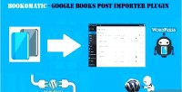 Google bookomatic books automatic generator post wordpress for plugin