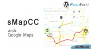 Google smapcc maps plugin
