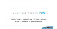 Hours business plugin wordpress pro