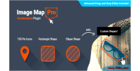 Image map pro for cornerstone interactive builder map image