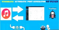 Itunes tuneomatic affiliate generator money wordpress for plugin