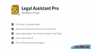 Legal assistant pro eu cookie law generator privacy terms