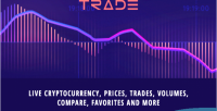 Live trade cryptocurrency spa prices volumes trades compare more & favorites