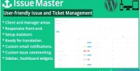 Master issue