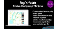 N points premium store wordpress for locator n