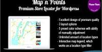 N points premium store wordpress for locator n
