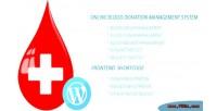 Online bloodbank management donation blood