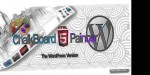 Painter chalkboard for wordpress